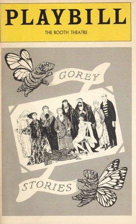 Gorey Stories by (GOREY)