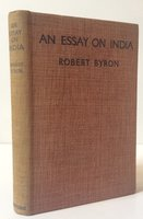 Essay on India by BYRON, Robert.