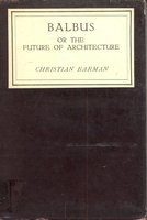 Balbus or the future of Architecture by BARMAN. Christian,