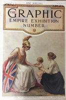 THE GRAPHIC 1924 May 24th 1924 no 2843 Volume CIX Empire Exhibition Number by WEMBLEY EXHIBITION 1924
