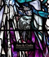 Arts and Crafts Stained Glass by CORMACK P.
