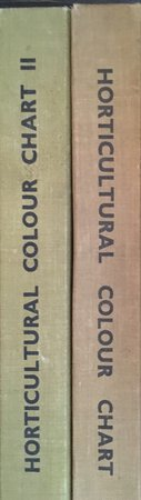 Horticultural Colour Chart Volume 1 and 2 by WILSON, Robert F.
