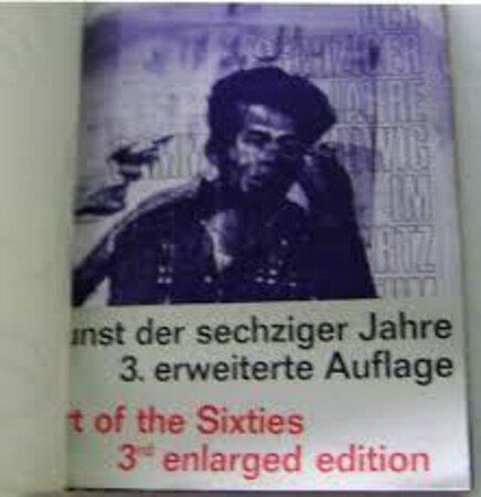 Kunst der sechziger Jahre im Wallraf-Richartz Museum Köln 1969 - (3. erweiterte Auflage) - Art of the Sixties by [POP ART]