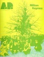 Architectural Design 6 1973 Special Issue by [MILTON KEYNES ] PIDGEON, Monica