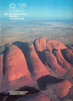 The Architectural Review in Australia (Special Issue) by (ARCHITECTURAL REVIEW) WRIGHT Lance and BROWNE Kenneth {editors}