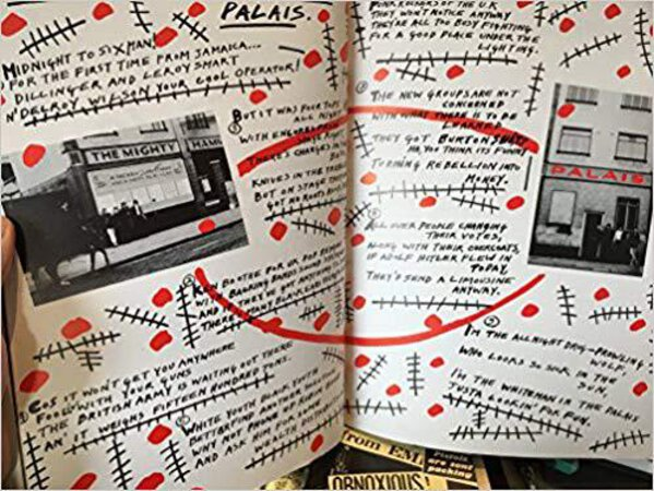 The Clash 2nd Songbook by [BOSHIER]