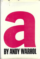 A By Andy Warhol by WARHOL, Andy.