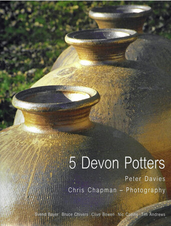 5 Devon Potters by Signed by all five potters DAVIES, Peter