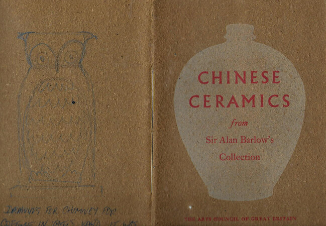 Chinese Ceramics from SIr Alan Barlow's Collection by [CHINESES CERAMICS] GRAY, Basil [intoduction]