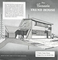 The Canada Trend House: by [WELLS AND HICKMAN]