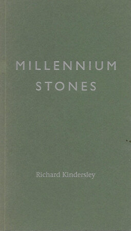 Millennium Stones by KINDERSLEY, Richard