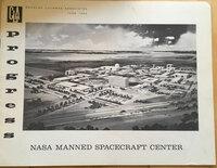 Charles Luckman Associates Progress by NASA SPACE CENTER [ MID CENTURY MODERN] CHARLES LUCKMAN ASSOCIATES