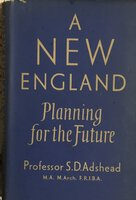 A New England by ADSHEAD Professor S. D.