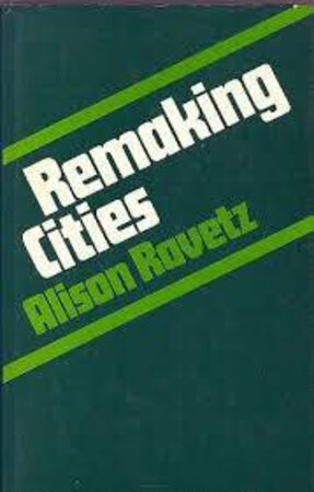 Remaking Cities: Contradictions of the recent urban environment by RAVETZ Alison