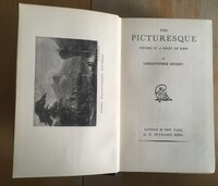 The Picturesque: studies in a point of view by HUSSEY, Christopher.