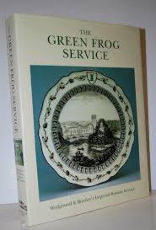 The Green Frog Service by RAEBURN. Michael, VORONIKHINA. Ludmila and NURNBERG. Andrew, (Editor)