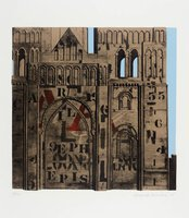 Durham Cathedral by (ROWNTREE KENNETH)