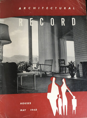 ARCHITECTURAL RECORD Vol 103 no 5 by [ARCHITECTURAL RECORD] STOWELL Keith [editor]