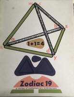 Zodiac 19 A Review of Contemporary Architecture by ZORZI Renzo [ Editor]