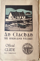 An Clachan: The Highland Village Official Guide by [EMPIRE EXHIBITION SCOTLAND]