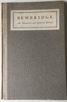 Bembridge. by [RUSKIN] WHITEHOUSE J. Howard [editor]