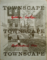 Town and Townscape by SHARP Thomas