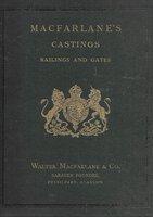 Macfarlane's Castings Railings and Gates by MACFARLANE, William & Co.