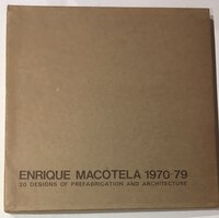 Enrique Macotela 1970-1979 by [MACOTELA] GIRON, Xavier, et al.