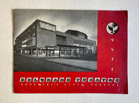 Belgrade Theatre: by [COVENTRY] LING, Arthur [ Architect] GIBSON, [Donald]
