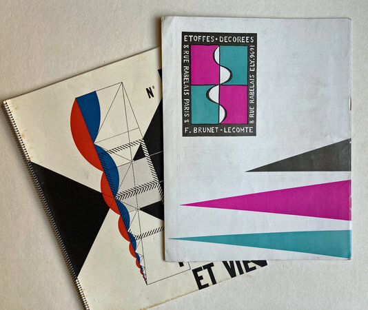 Formes set Vie: by All published LE CORBUSIER (Ch. E. JEANNERET dit), LEGER (Fernand), CHASTANET-CROS (Hermine).