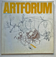 Artforum International Summer 1987 by [ARTFORUM] MILLER, Charles [ed]