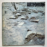 Artforum International by [ARTFORUM] BAKOWSKY, Jack.