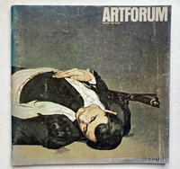 Artforum International: Manet's Sources : Aspects of his Art, 1859-1865 by Michael Fried by [ARTFORUM] BAKOWSKY, Jack.