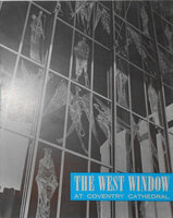 The West Window of Coventry Cathedral by [COVENTRY]