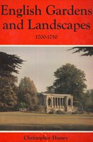 English Gardens and Landscapes 1700-1750 by HUSSEY Christopher