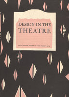 Design in the Theatre: A Special Winter Number of The Studio, 1927-8 by  (THE STUDIO) Holme, G. Ed.