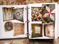 QUILT PHOTO ALBUM with 500+ COLOR PHOTOS of QUILTS from QUILT SHOWS 1992-1996