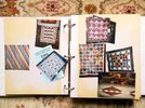 Another image of QUILT PHOTO ALBUM with 500+ COLOR PHOTOS of QUILTS from QUILT SHOWS 1992-1996
