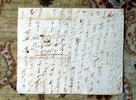 Another image of 1798 HANDWRITTEN WILL of RICHARD DODD, RECTOR of COWLEY, MIDDLESEX COUNTY by Richard Dodd