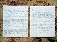 1963 Letter JAPANESE WOMAN to MRS. ELLERY SEDGWICK re: KENNEDY ASSASSINATION by Ellery Sedgwick