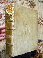 1725 Vellum GEORGE BUCHANAN - OPERA OMNIA, HISTORICA, CHRONOLOGICA, JURIDICA, &c by George Buchanan, Georgii Buchanani