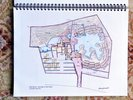 Another image of 1994 Proposal for a RESORT COMMUNITY in COSTA RICA w/ Maps, Drawings, Tables by Tres Rios Group