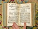 Another image of 1609-1625 FUNERAL RITES, ANTI-JESUIT SATIRE, POPE JOAN - 4 Works bound in 1 Book VELLUM by Johann Kirchmann, Jacob Herrenschmidt, Johann Seyffert (aka Philander Philanax)