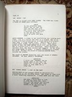 1988 UNPUBLISHED UNFILMED ORIGINAL SCREENPLAY of FAULKNER'S AS I LAY DYING by Robert Clem, William Faulkner