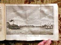 1796 CAPTAIN JOHN MEARES - CHINA TO AMERICA 1788 & 1789 - 3 VOLUMES w/ 17 PLATES by John Meares