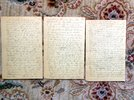 Another image of 1917 HENRY DINGLEY COOLIDGE - 35 HANDWRITTEN PAGES - PARLIAMENTARY LAW LECTURE by Henry Dingley Coolidge