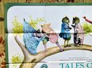 Another image of 1971 TALES OF BEATRIX POTTER LARGE COLOR MOVIE POSTER with DANCERS of the ROYAL BALLET by BEATRIX POTTER