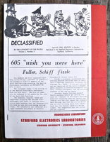 Scarce 1969 Vietnam War Protest Zine - APRIL THRID MOVEMENT - Stanford University Occupy - DECLASSIFIED By Authority of The People