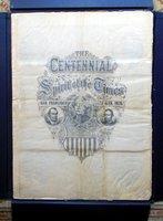 1876 SAN FRANCISCO - CENTENNIAL SPIRIT OF THE TIMES - 100s of ENGRAVINGS