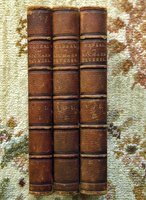 1859 George Meredith ORDEAL OF RICHARD FEVEREL - 3 Volume Set - First Edition by George Meredith